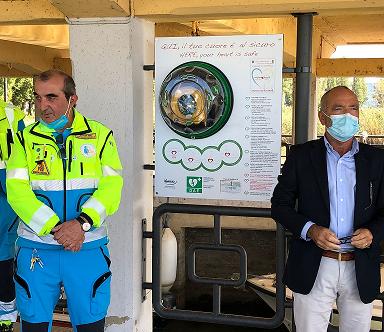 """Ad Isola Polvese il """"Progetto Cuore: un defibrillatore per la vita"""